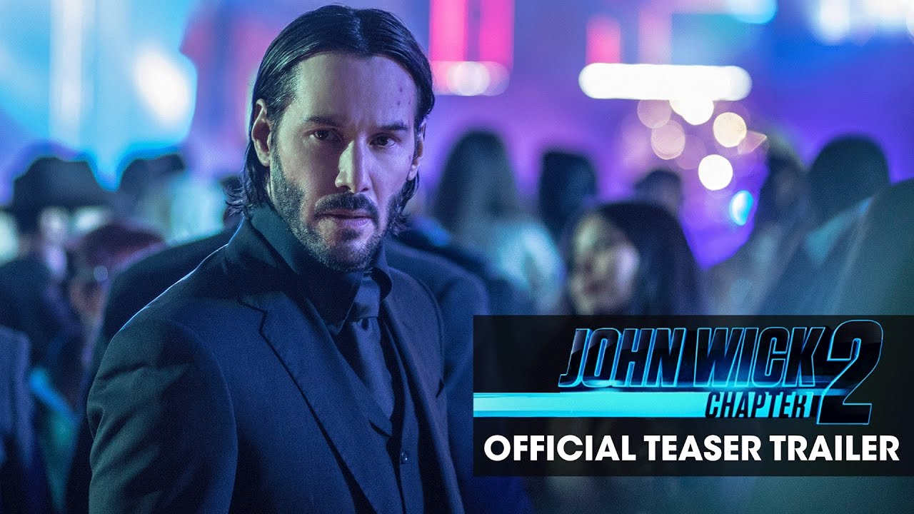 John Wick: Chapter 2 'Good To See You Again' Keanu Reeves