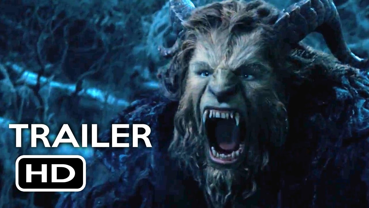 Beauty and the Beast Official Trailer #1 certified snoozer